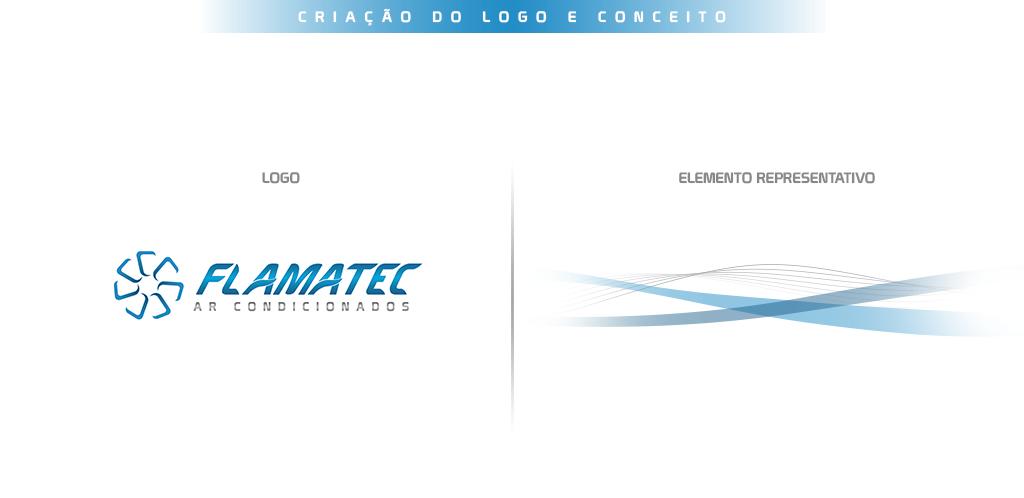 Criação do logo e conceito da identidade visual da marca