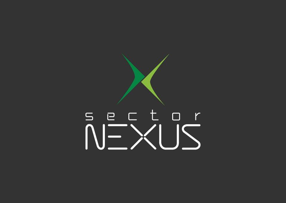 Criação de logotipo para a empresa Sector Nexus