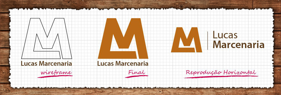 Redesign do Logotipo da marcenaria