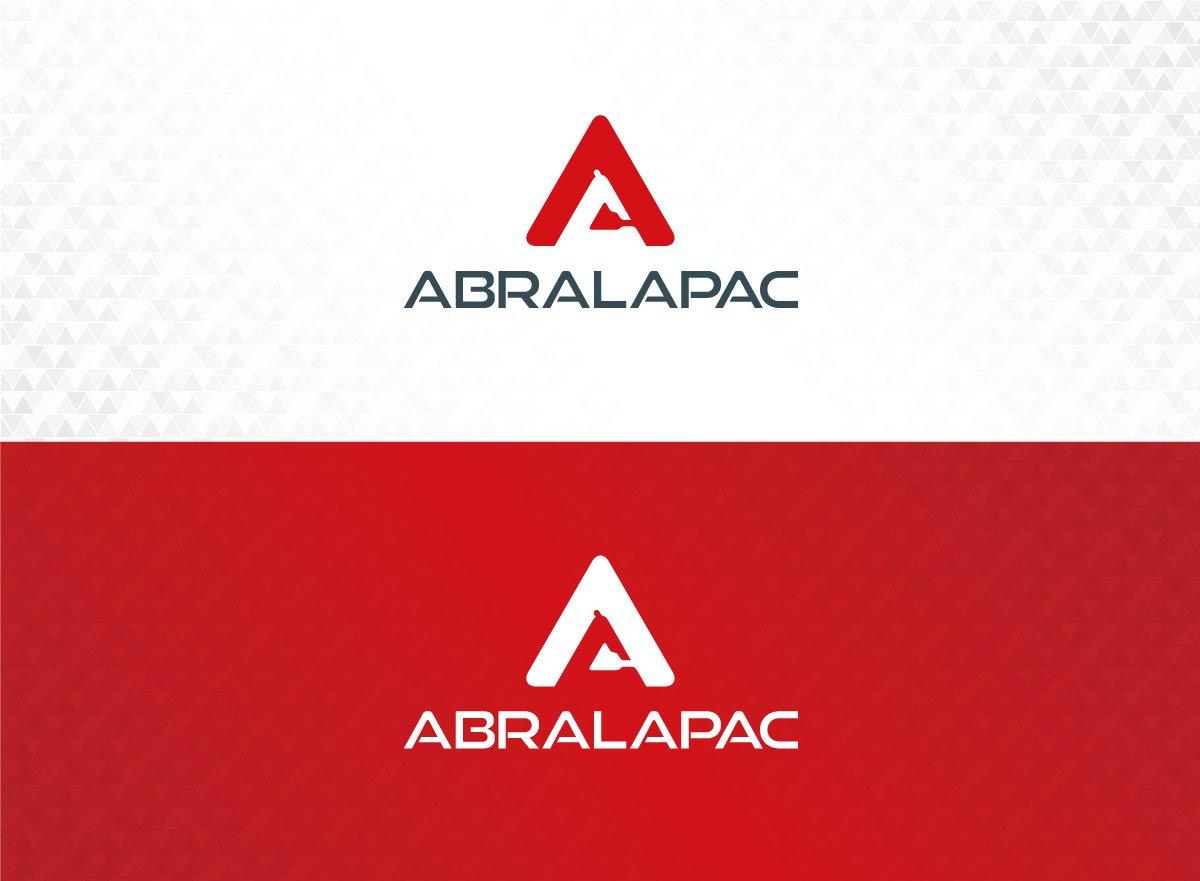 Criação de logotipo e identidade visual para a Abralapac, associação brasileira de laboratório de anatomia patológica