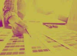 Significado psicológico das cores no design e nas marcas